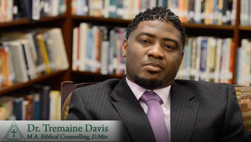 Dr. Tremaine Davis